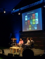 Book Covers - Laura Hassan, Suzanne Dean and guests talk to Gaby Wood